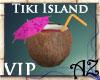 *AZ* Tiki Coconut drink
