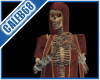Skeletal Robe
