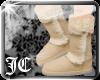 JC™ {UGGs} Tan Fur