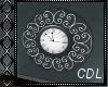 !C* S Wall Clock