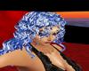 sexy hair bleu