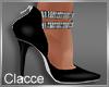 C winter bling heels