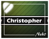 *NK* Christopher (Sign)