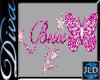 [JLD]Butterfly Sticker