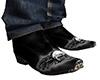 Skull Cowboy Boots (M)
