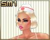SM1 Nurse Hat wh
