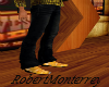 cowboy boots amarillas
