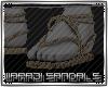 Waraji Sandals