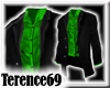 69 Chic -Black Green