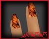 KyD Danity Hands Flame
