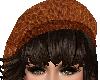gorra con pelo