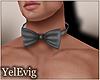 [Y] Bowtie grey M