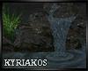 -K- Rock Waterfall