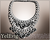 [Y] Necklace black