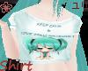 L' Keep Calm Love Miku