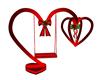 Heart Shape Swing