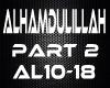 ALHAMDULILLAH PART 2