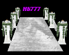 HB777 IW Columns w/Rug
