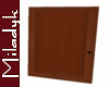 MLK Wood Louver Door