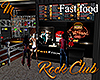 [M] Rock Club Fast Food