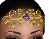 purple jem headdress