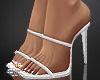 Taurus heels white