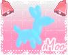 Neon Animal Balloon M |B
