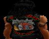 Hell Riders Vest. (M)