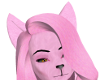 Pink Wolf Ears