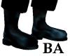 [BA] Spooky Blue Boots