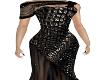 Estella Black Gown