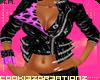 *CCz*Lthr Jacket Pink V1