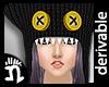 (n)DRV Nina Hat w/hair