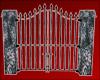 RH Cemetary gate