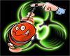 Toxic Animated Yo-Yo