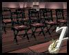 Rustic Wedding-- Chairs