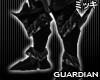 ! Dark Guardian Greaves