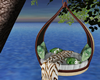 :3 Swing Canopy Bed