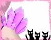 Kawaii Pink Crystals