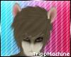 Siamese Ferret Ears