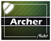 *NK* Archer (Sign)