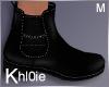 K sexy warlock boots