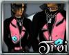 -Troi- Toki Girl- Pink