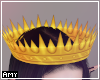 ! Gold crown