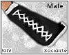 !0h! M0NSTER Laced Male