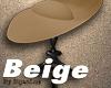 Beige Sun Hat