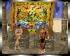 ~H~Egyptian Throne