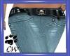 CW Flared Jeans Slim