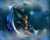 Mystical Blue Moon FAIRY