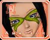 Eye Mask - Dirty Chrome